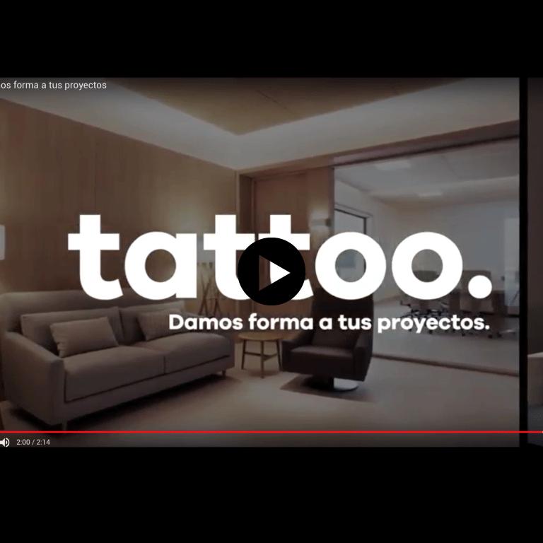 Vídeo presentación tattoo.