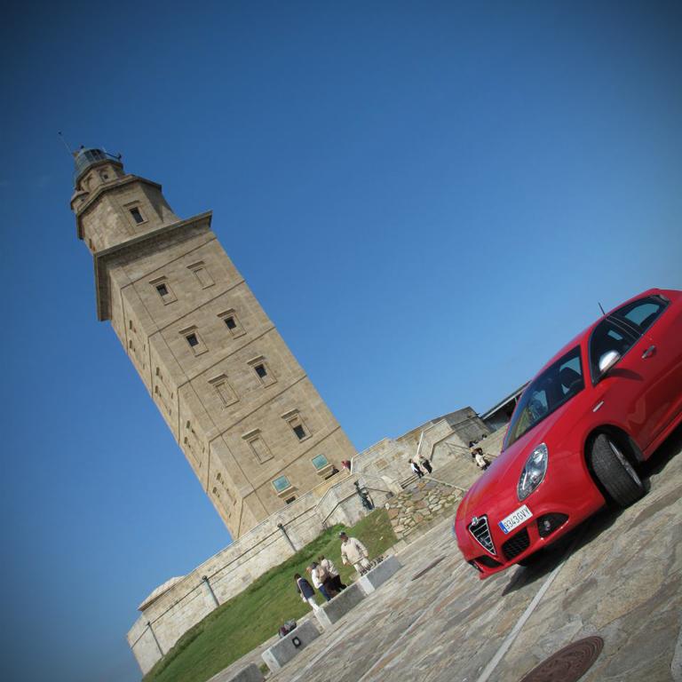 Presentación Alfa Romeo
